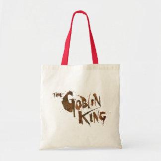 The Goblin King Canvas Bags