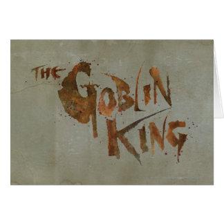 The Goblin King Cards