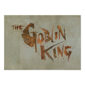 The Goblin King Card