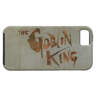 The Goblin King iPhone SE/5/5s Case