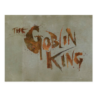 The Goblin King Post Cards