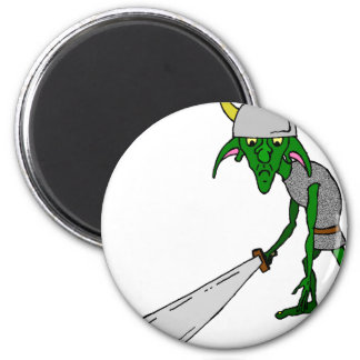 The Goblin 2 Inch Round Magnet