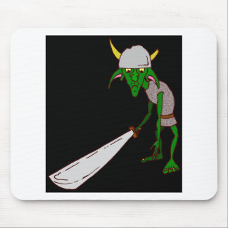 The Goblin Mouse Pad