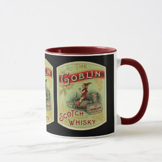 """""""The Goblin"""" Mug - Vintage Label"""
