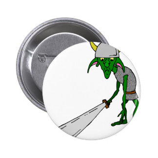 The Goblin Pinback Button