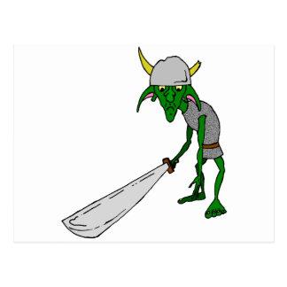 The Goblin Postcard
