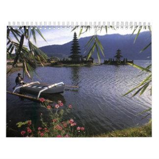 The God Island Calendar