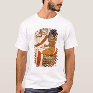 The god, Khepri, from the Tomb of Nefertari T-Shirt
