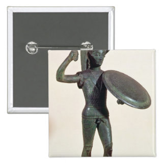 The God Mars or a Warrior Pin