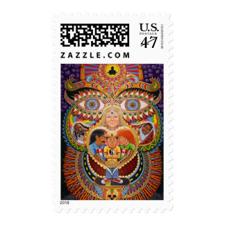 The God of Healing  Postage