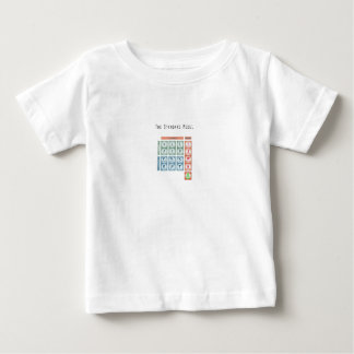 The God Particle: Higgs Boson and Standard Model Baby T-Shirt
