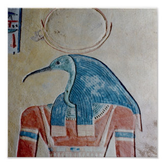The god Thoth Poster