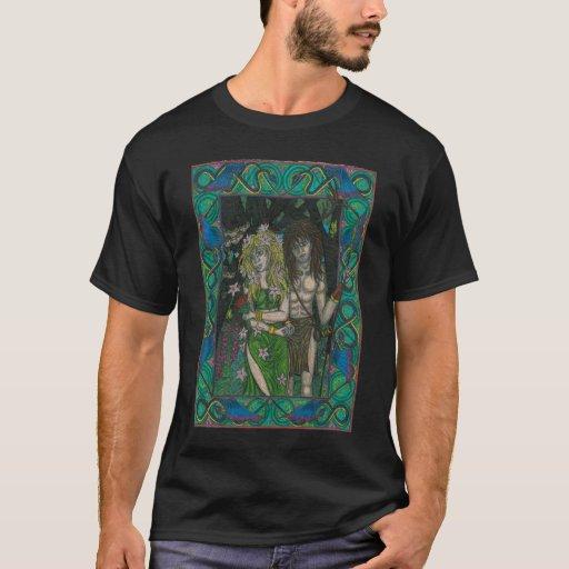 The Goddess and the Horned God T-Shirt