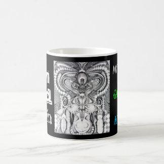 THE GODDESS AWAKENS COFFEE MUG