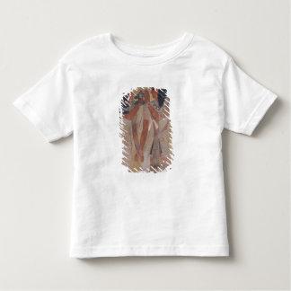 The Goddess Hathor placing the magic collar Toddler T-shirt