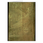 The goddess Isis Greeting Cards
