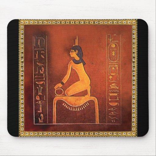 The Goddess Isis Mousepad