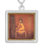 The Goddess Isis Personalized Necklace