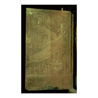 The goddess Isis Poster