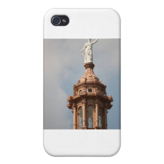 The Goddess of Liberty Cover For iPhone 4