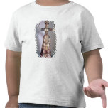 The Goddess of the Serpents T-shirt