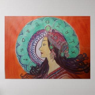 The Goddess Poster