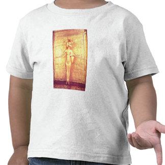 The goddess Selket on the canopic shrine T Shirt