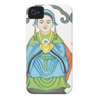 The Goddess that cures eye diseases iPhone 4 Cover