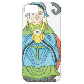 The Goddess that cures eye diseases iPhone SE/5/5s Case