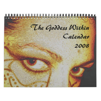 The Goddess Within Calendar 2008
