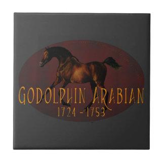 The Godolphin Arabian Tiles