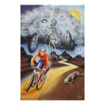 The Gods of MTB Poster
