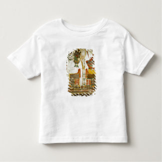 The Gods Osiris and Atum, from Tomb of Toddler T-shirt