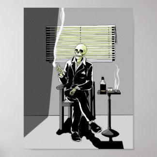 The Godskull Poster