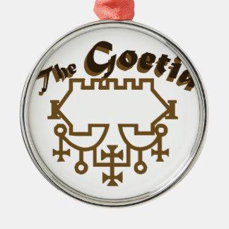 The Goetia Metal Ornament