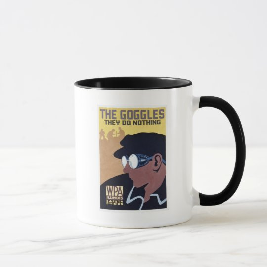 the goggles they do nothing mug