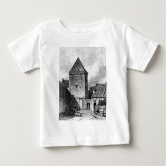 The Goilberdingenpoort in Culemborg Su Baby T-Shirt