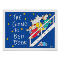 THE GOING TO BED BOOK poster by Sandra Boynton