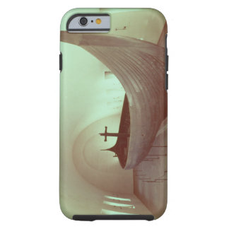 The Gokstad longship (wood) Tough iPhone 6 Case