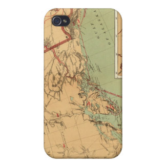 The Gold and Coal Fields of Alaska iPhone 4 Case