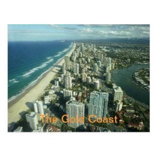 The Gold Coast, Queensland, Australia Postcard