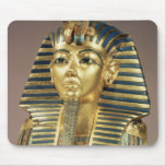 The gold funerary mask, from tomb of mousepads