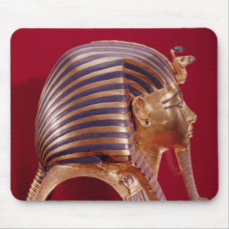 The gold mask, from the Treasure of Mouse Pad
