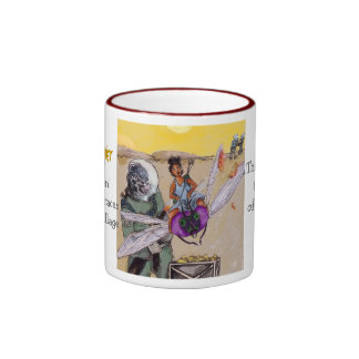 The Gold Planet, Mugs