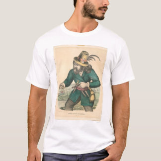 The Gold Seeker (0638A) T-Shirt