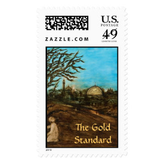 The Gold Standard Postage Stamps