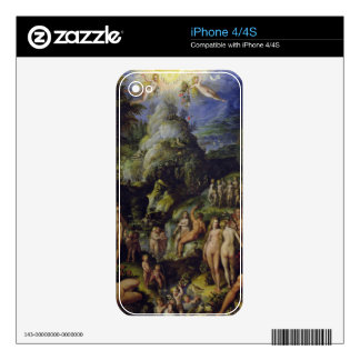 The Golden Age, c.1570 (oil on panel) Decals For The iPhone 4