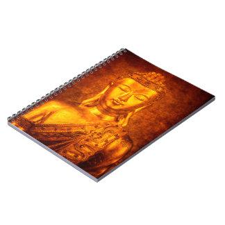 The Golden Buddha Notebook