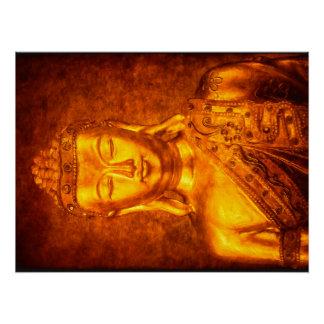 The Golden Buddha Poster