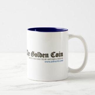 The Golden Coin mug